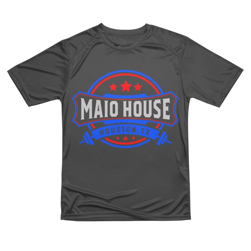 Maio House (The Best Thing) Men's Performance T-Shirt by M A R I A N A    Z A P A T A