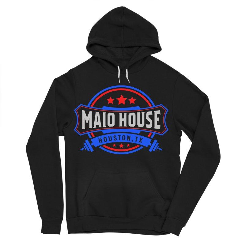 Maio House (The Best Thing) Women's Sponge Fleece Pullover Hoody by M A R I A N A    Z A P A T A