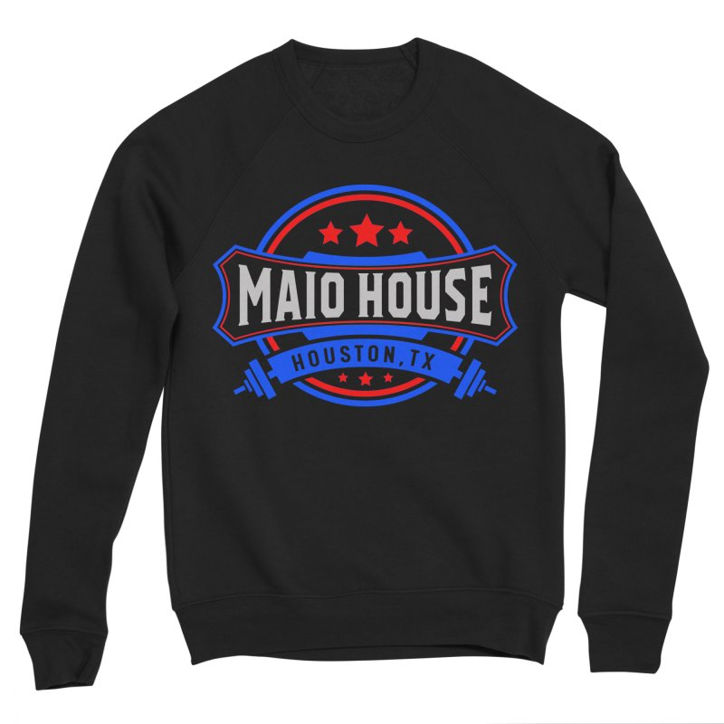 Maio House (The Best Thing) Men's Sponge Fleece Sweatshirt by M A R I A N A    Z A P A T A