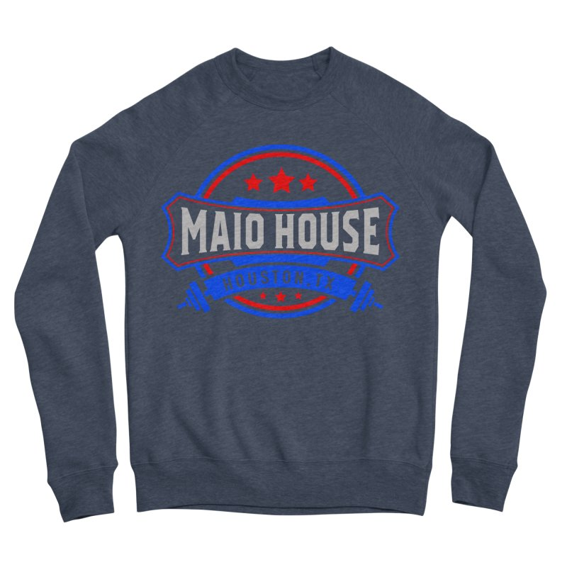 Maio House (The Best Thing) Women's Sponge Fleece Sweatshirt by M A R I A N A    Z A P A T A