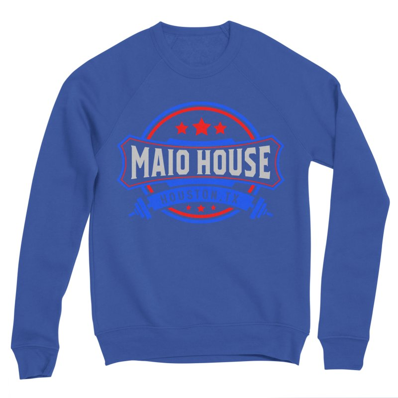 Maio House (The Best Thing) Women's Sweatshirt by M A R I A N A    Z A P A T A