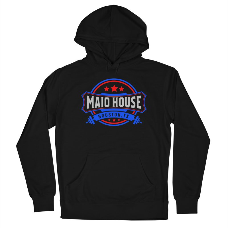Maio House (The Best Thing) Men's Pullover Hoody by M A R I A N A    Z A P A T A