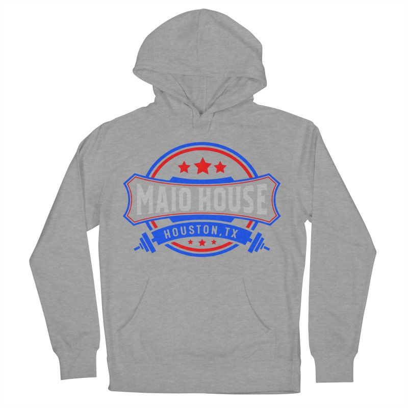 Maio House (The Best Thing) Women's French Terry Pullover Hoody by M A R I A N A    Z A P A T A