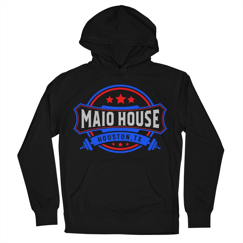 Maio House (The Best Thing) Men's French Terry Pullover Hoody by M A R I A N A    Z A P A T A