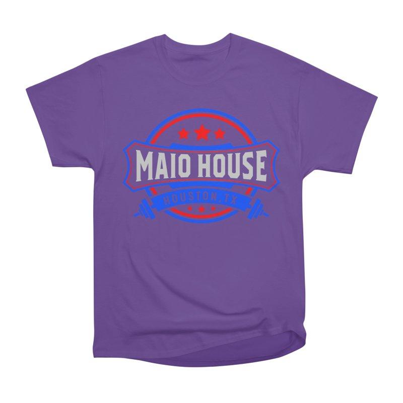 Maio House (The Best Thing) Women's Heavyweight Unisex T-Shirt by M A R I A N A    Z A P A T A