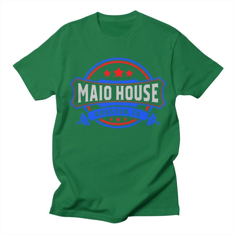 Maio House (The Best Thing) Women's Regular Unisex T-Shirt by M A R I A N A    Z A P A T A