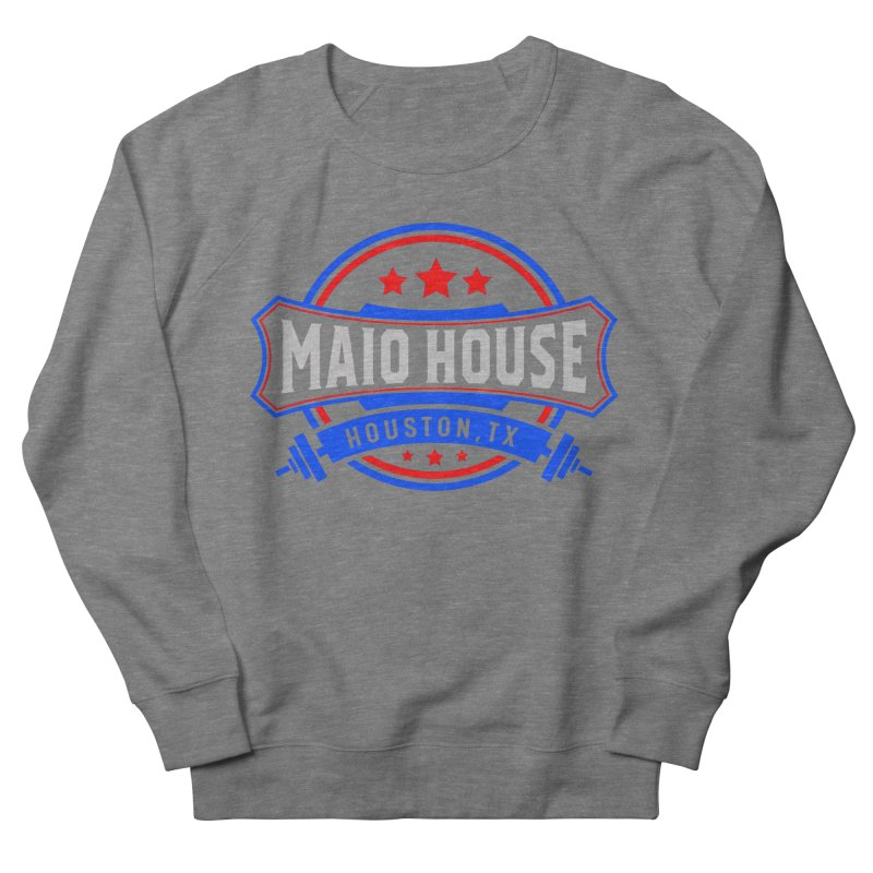 Maio House (The Best Thing) Women's French Terry Sweatshirt by M A R I A N A    Z A P A T A