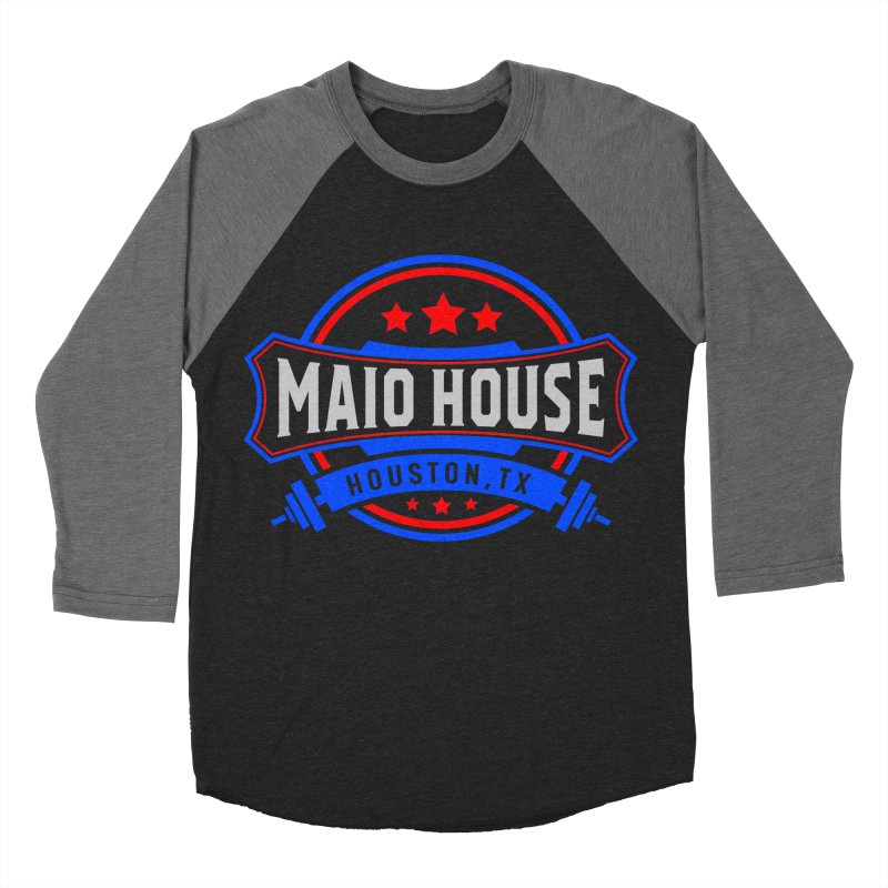Maio House (The Best Thing) Women's Baseball Triblend Longsleeve T-Shirt by M A R I A N A    Z A P A T A