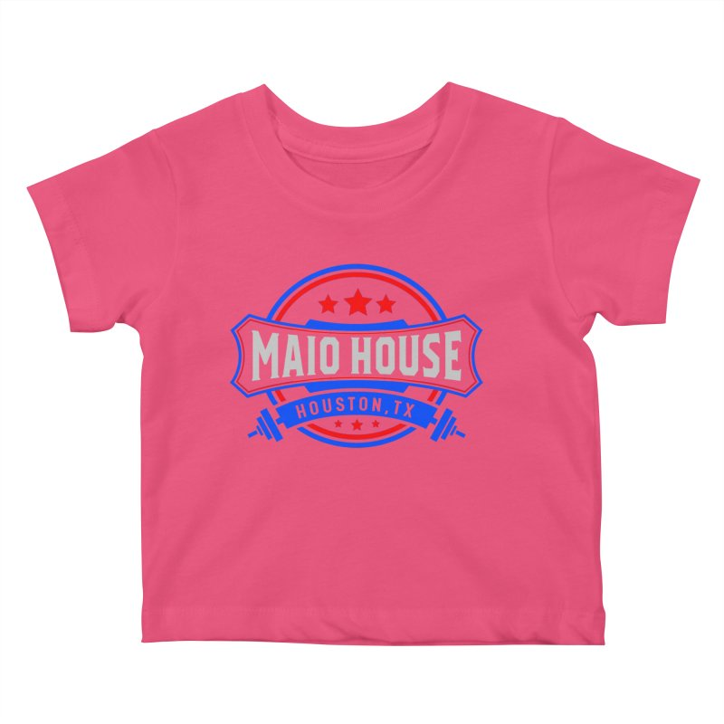Maio House (The Best Thing) Kids Baby T-Shirt by M A R I A N A    Z A P A T A