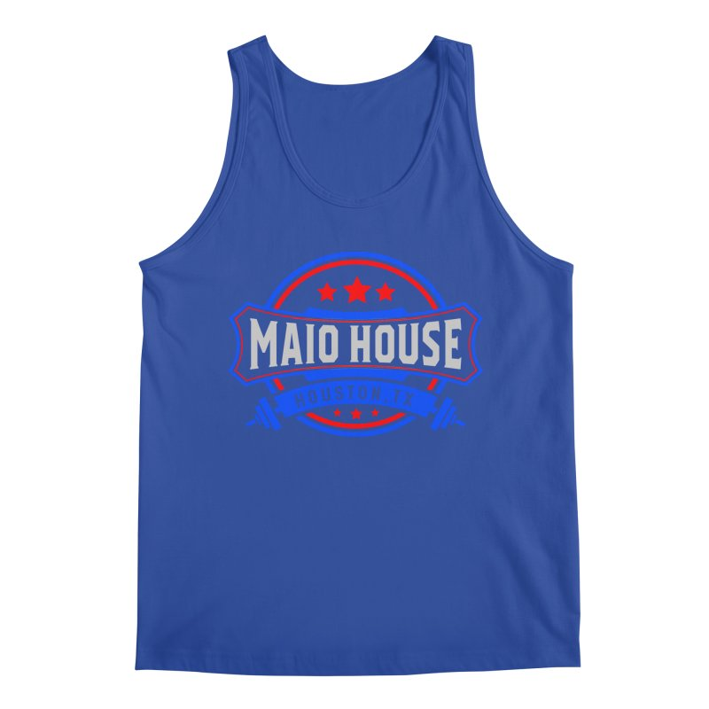 Maio House (The Best Thing) Men's Regular Tank by M A R I A N A    Z A P A T A