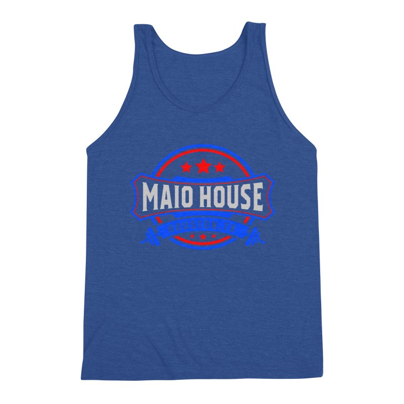 Maio House (The Best Thing) Men's Tank by M A R I A N A    Z A P A T A