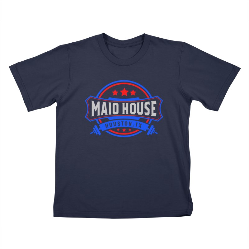 Maio House (The Best Thing) Kids T-Shirt by M A R I A N A    Z A P A T A