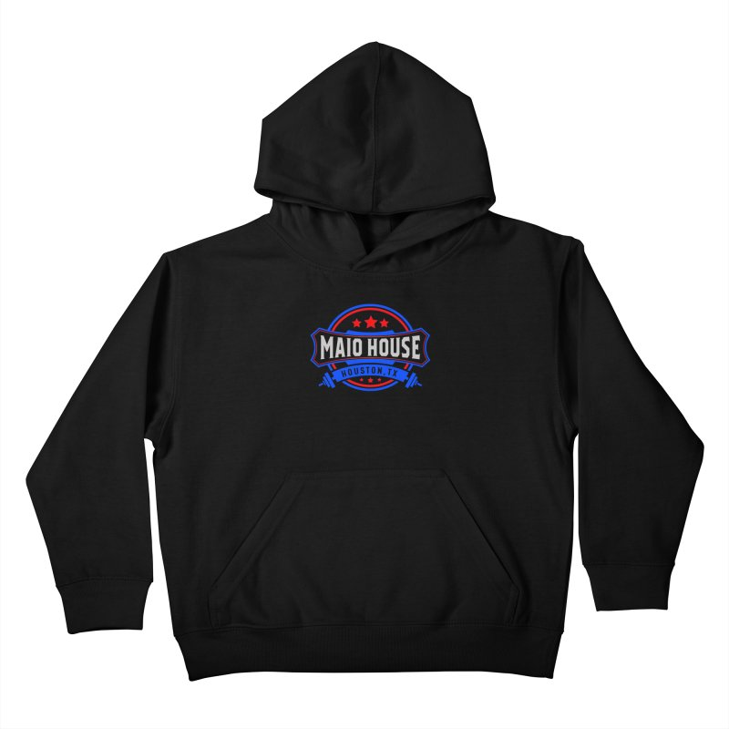Maio House (The Best Thing) Kids Pullover Hoody by M A R I A N A    Z A P A T A