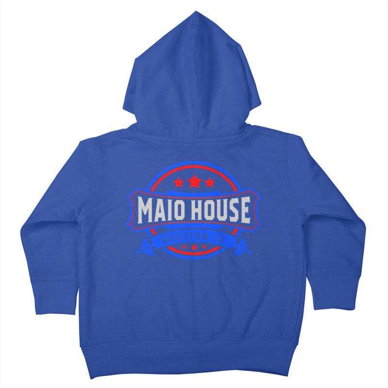 Maio House (The Best Thing) Kids Toddler Zip-Up Hoody by M A R I A N A    Z A P A T A