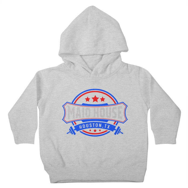 Maio House (The Best Thing) Kids Toddler Pullover Hoody by M A R I A N A    Z A P A T A