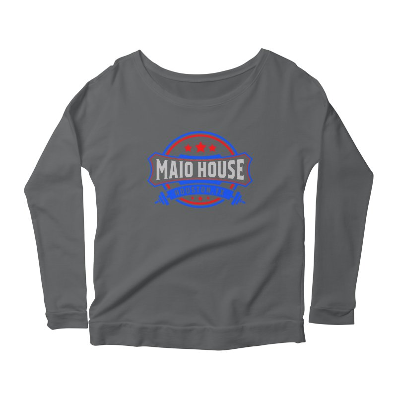 Maio House (The Best Thing) Women's Longsleeve T-Shirt by M A R I A N A    Z A P A T A