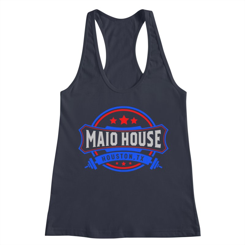 Maio House (The Best Thing) Women's Racerback Tank by M A R I A N A    Z A P A T A