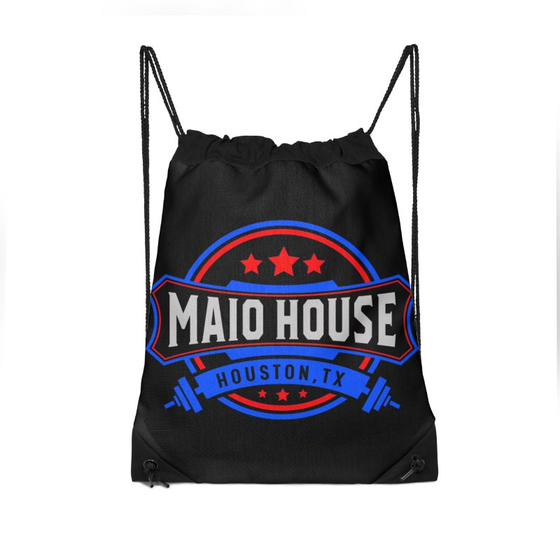 Maio House (The Best Thing) Accessories Drawstring Bag Bag by M A R I A N A    Z A P A T A