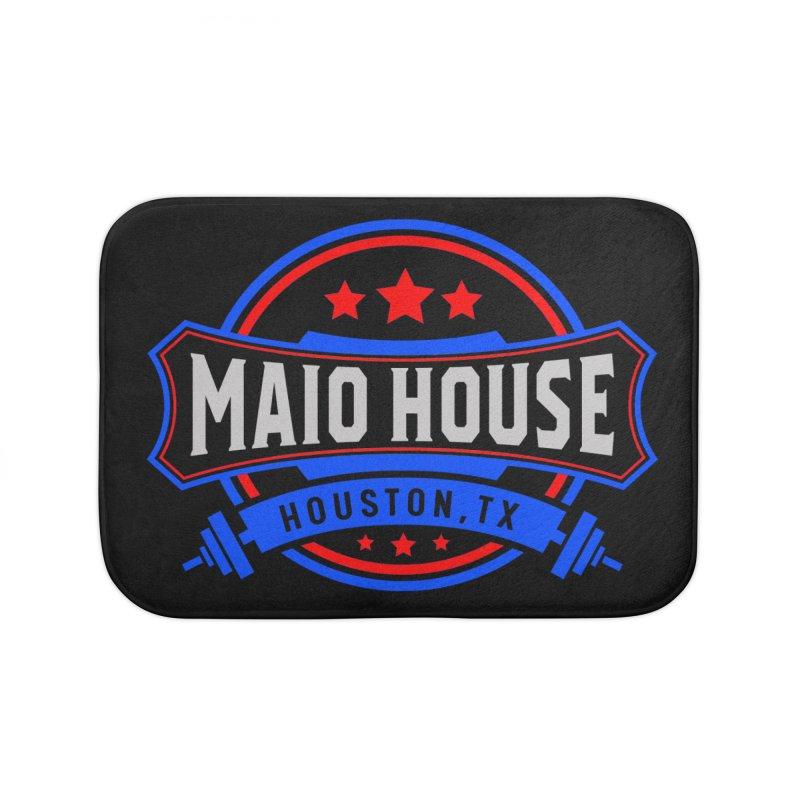 Maio House (The Best Thing) Home Bath Mat by M A R I A N A    Z A P A T A