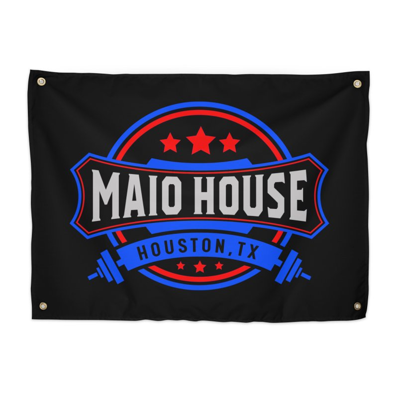 Maio House (The Best Thing) Home Tapestry by M A R I A N A    Z A P A T A