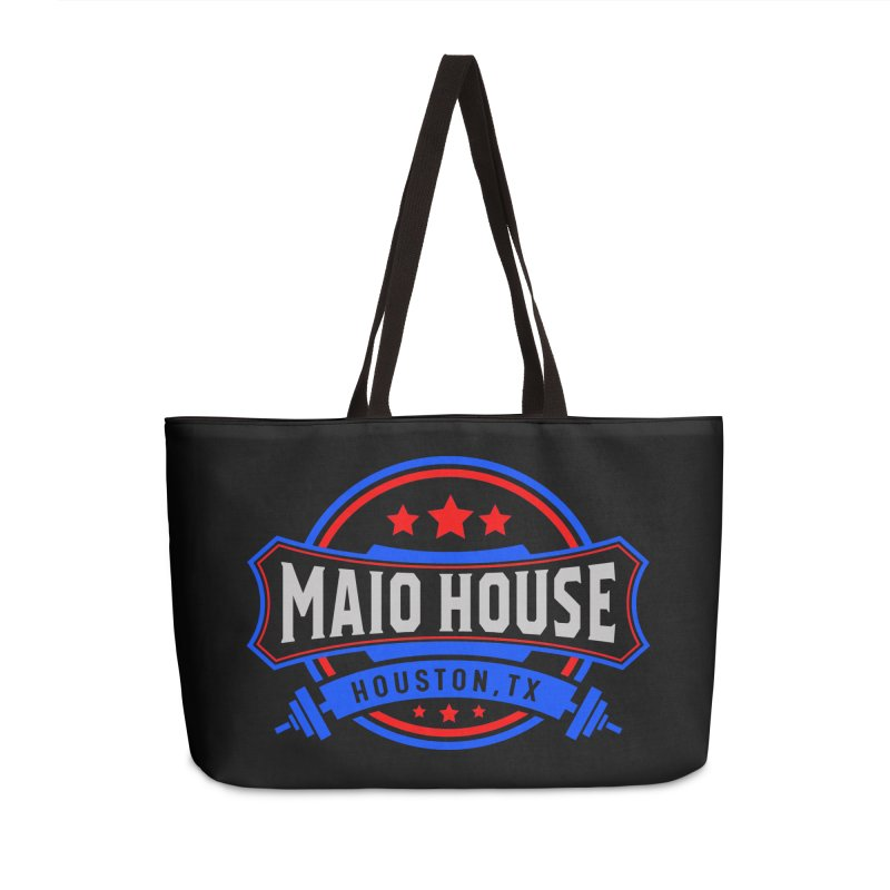 Maio House (The Best Thing) Accessories Weekender Bag Bag by M A R I A N A    Z A P A T A
