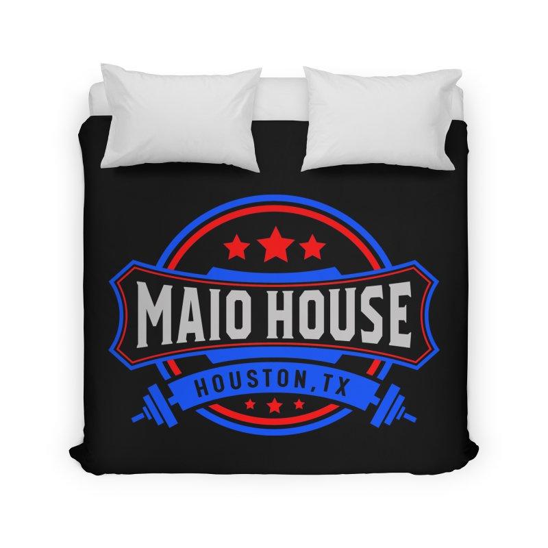 Maio House (The Best Thing) Home Duvet by M A R I A N A    Z A P A T A
