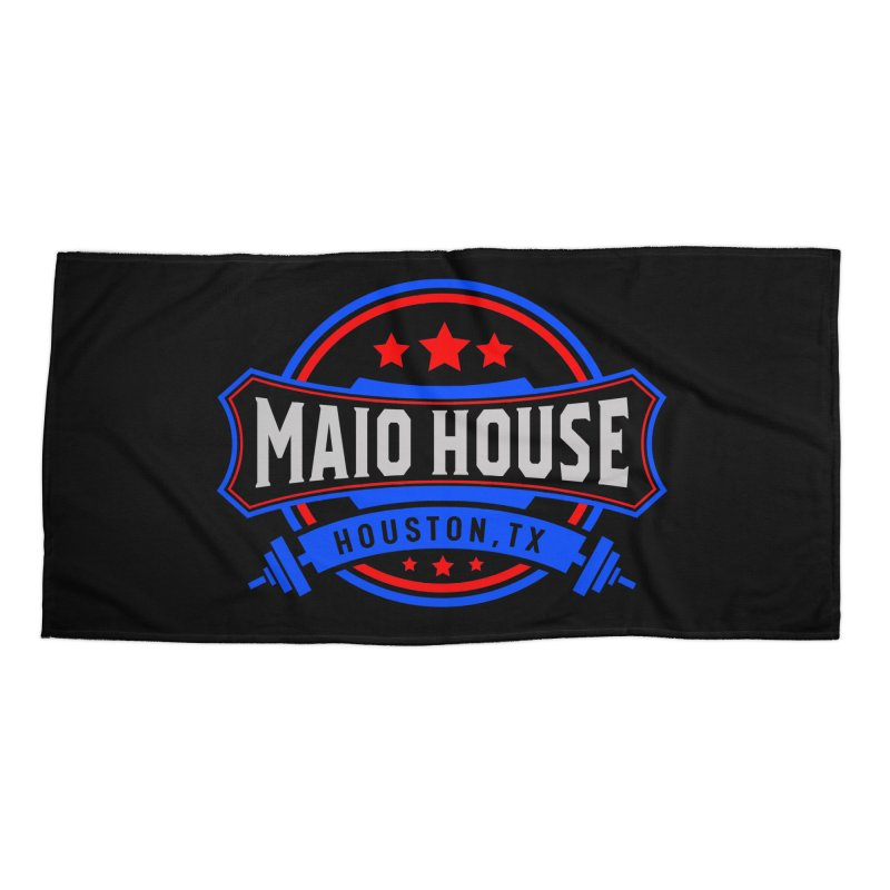 Maio House (The Best Thing) Accessories Beach Towel by M A R I A N A    Z A P A T A