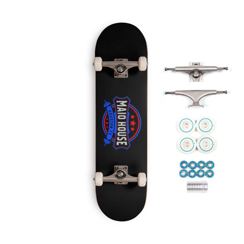 Maio House (The Best Thing) Accessories Skateboard by M A R I A N A    Z A P A T A