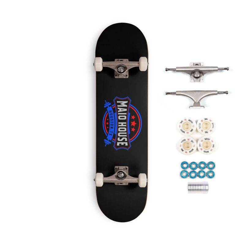 Maio House (The Best Thing) Accessories Skateboard by M A R I A N A    Z A P A T A