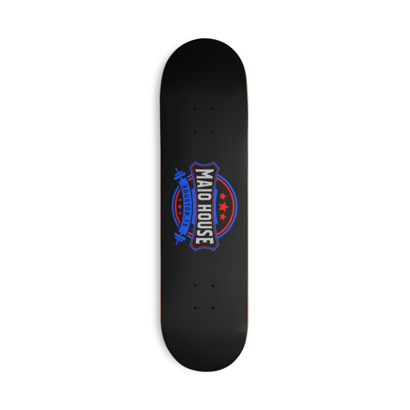 Maio House (The Best Thing) Accessories Deck Only Skateboard by M A R I A N A    Z A P A T A