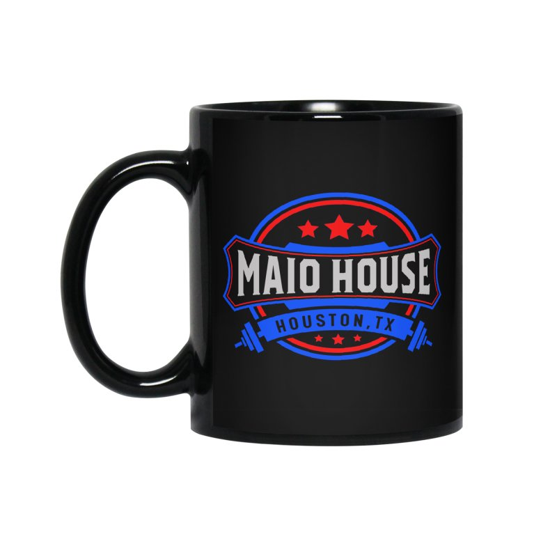 Maio House (The Best Thing) Accessories Standard Mug by M A R I A N A    Z A P A T A