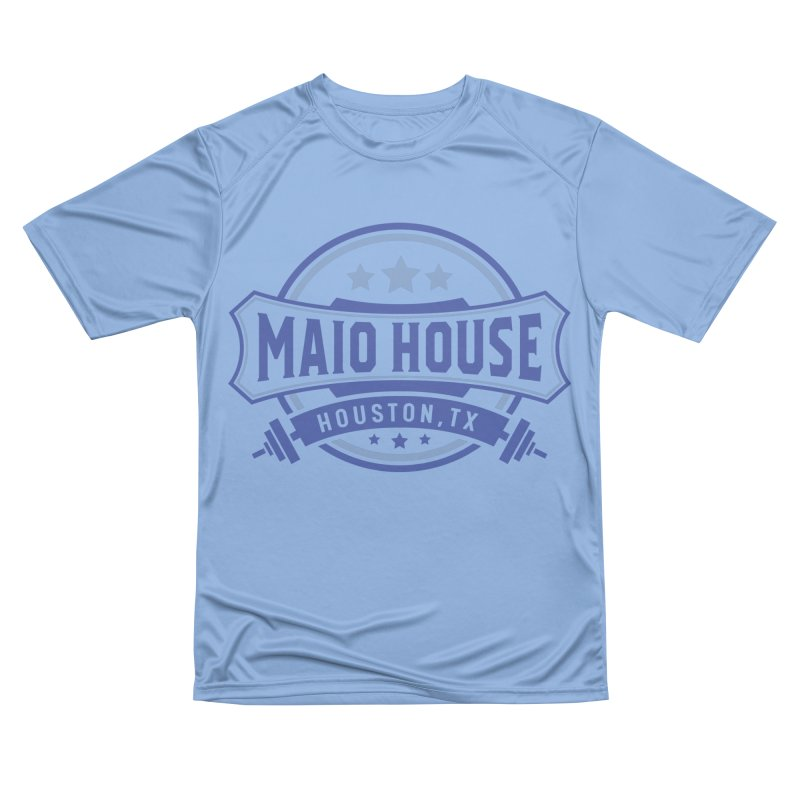 Maio House (The Best Thing) (Blue Inks) Women's T-Shirt by M A R I A N A    Z A P A T A