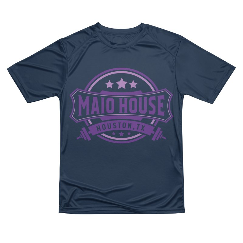 Maio House (The Best Thing) (Purple Inks) Women's Performance Unisex T-Shirt by M A R I A N A    Z A P A T A