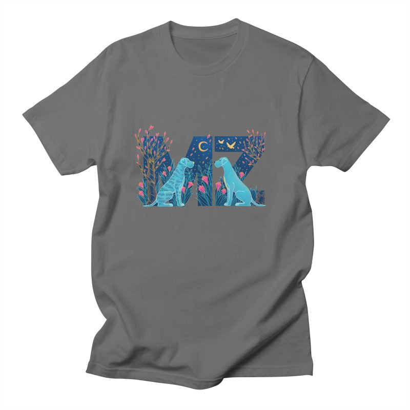 MZ Logo Women's T-Shirt by M A R I A N A    Z A P A T A