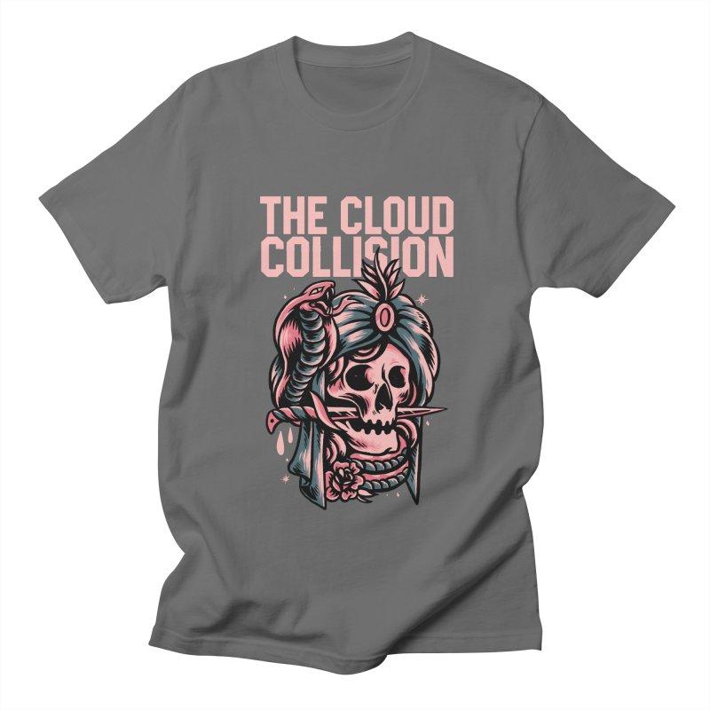 Cloud Collision (Rhythm, Chord & Malykhin) Men's T-Shirt by M A R I A N A    Z A P A T A