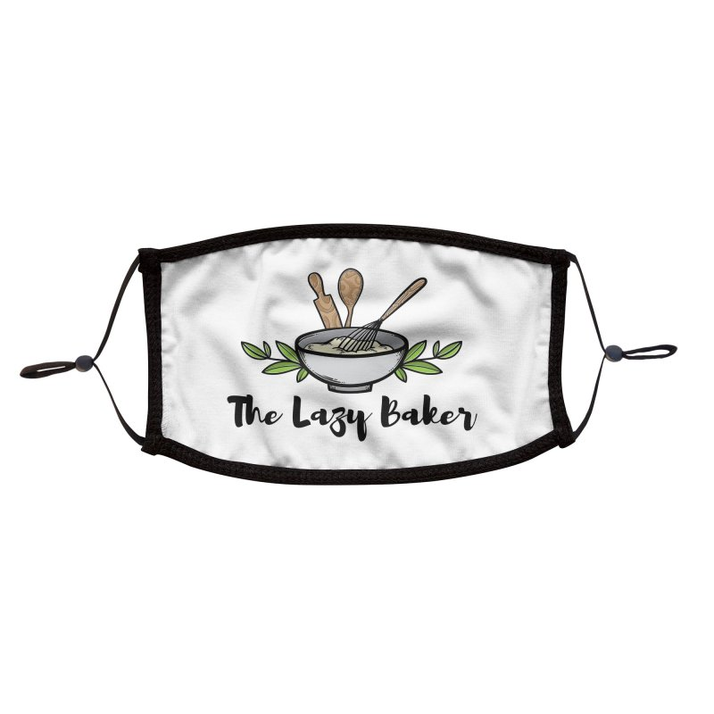 The Lazy Baker (from Hands Down) Accessories Face Mask by M A R I A N A    Z A P A T A