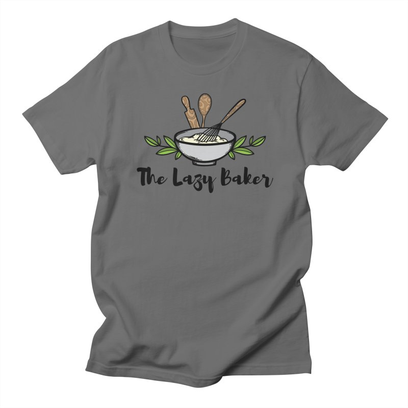 The Lazy Baker (from Hands Down) Men's T-Shirt by M A R I A N A    Z A P A T A