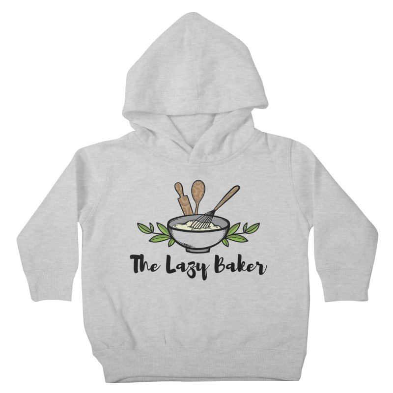 The Lazy Baker (from Hands Down) Kids Toddler Pullover Hoody by M A R I A N A    Z A P A T A