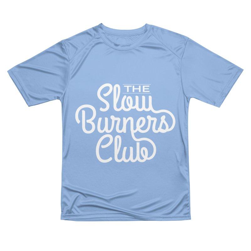 2020 Slow Burners Club Men's T-Shirt by M A R I A N A    Z A P A T A
