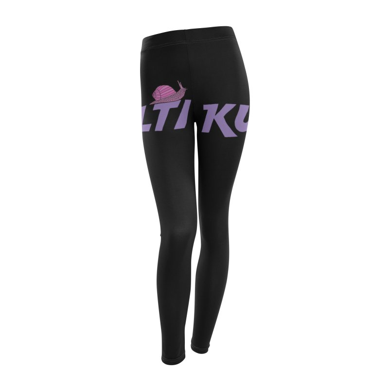 Kulti - Design 1 Women's Leggings Bottoms by M A R I A N A    Z A P A T A