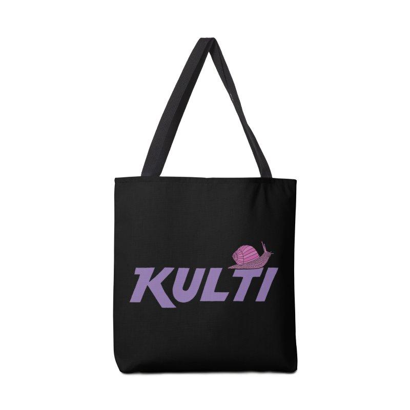 Kulti - Design 1 Accessories Tote Bag Bag by M A R I A N A    Z A P A T A