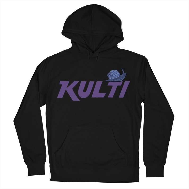 Kulti - Design 2 Women's French Terry Pullover Hoody by M A R I A N A    Z A P A T A