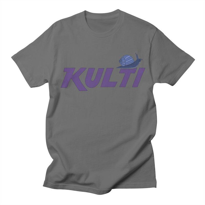 Kulti - Design 2 Men's T-Shirt by M A R I A N A    Z A P A T A