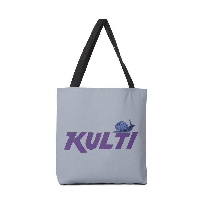 Kulti - Design 2 Accessories Tote Bag Bag by M A R I A N A    Z A P A T A