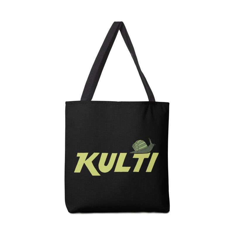 Kulti - Design 3 Accessories Tote Bag Bag by M A R I A N A    Z A P A T A