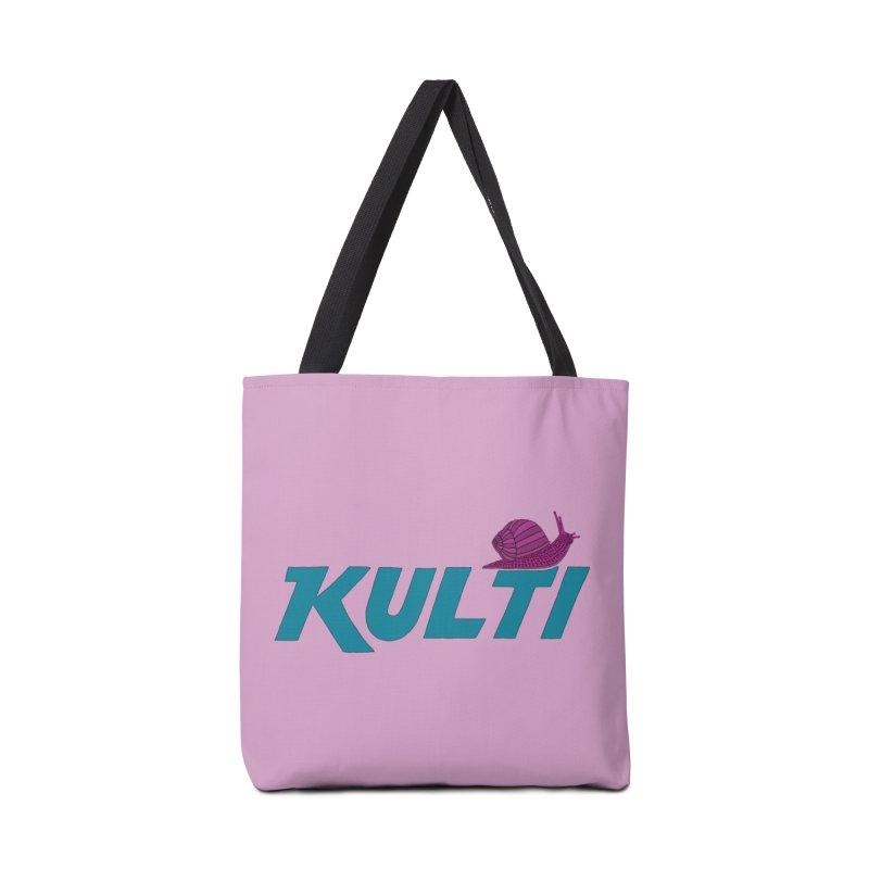 Kulti - Design 4 Accessories Tote Bag Bag by M A R I A N A    Z A P A T A