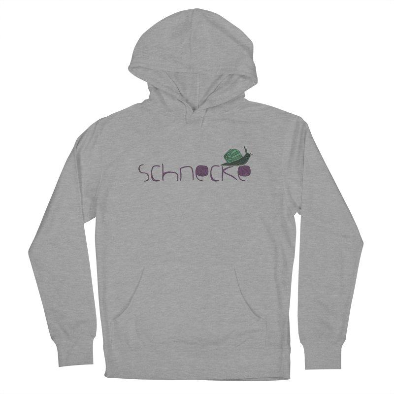 Kulti - Schnecke Design 2 Women's Pullover Hoody by M A R I A N A    Z A P A T A