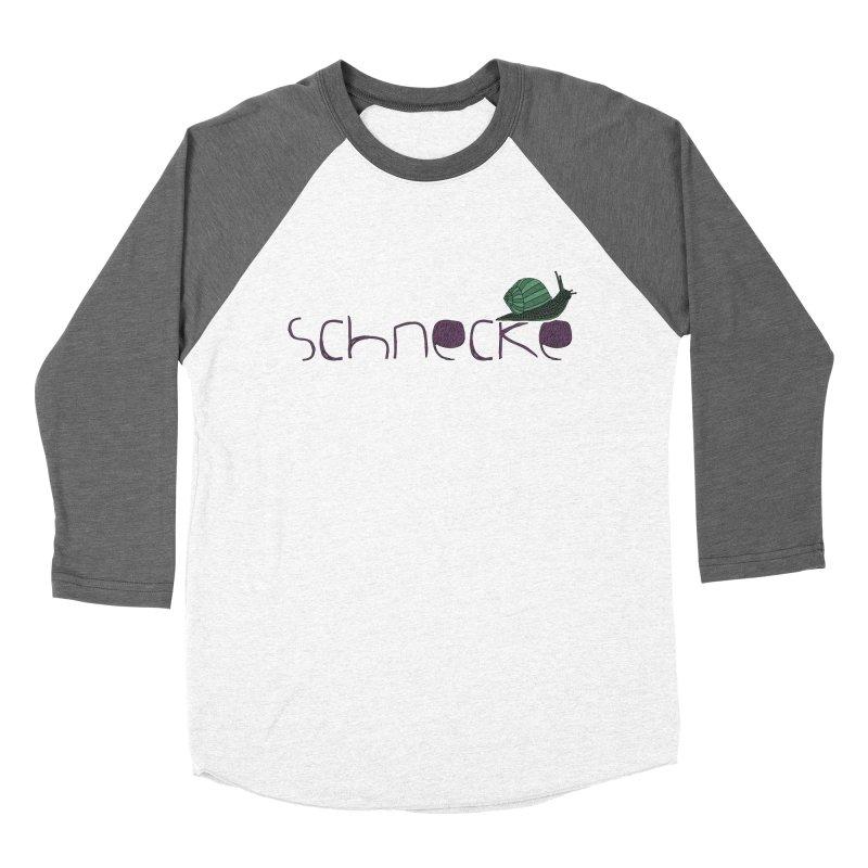 Kulti - Schnecke Design 2 Women's Longsleeve T-Shirt by M A R I A N A    Z A P A T A