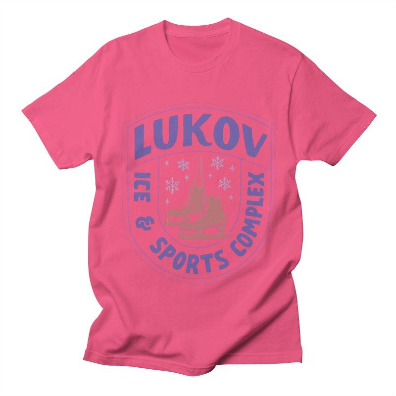 Lukov - Design 1 Men's T-Shirt by M A R I A N A    Z A P A T A