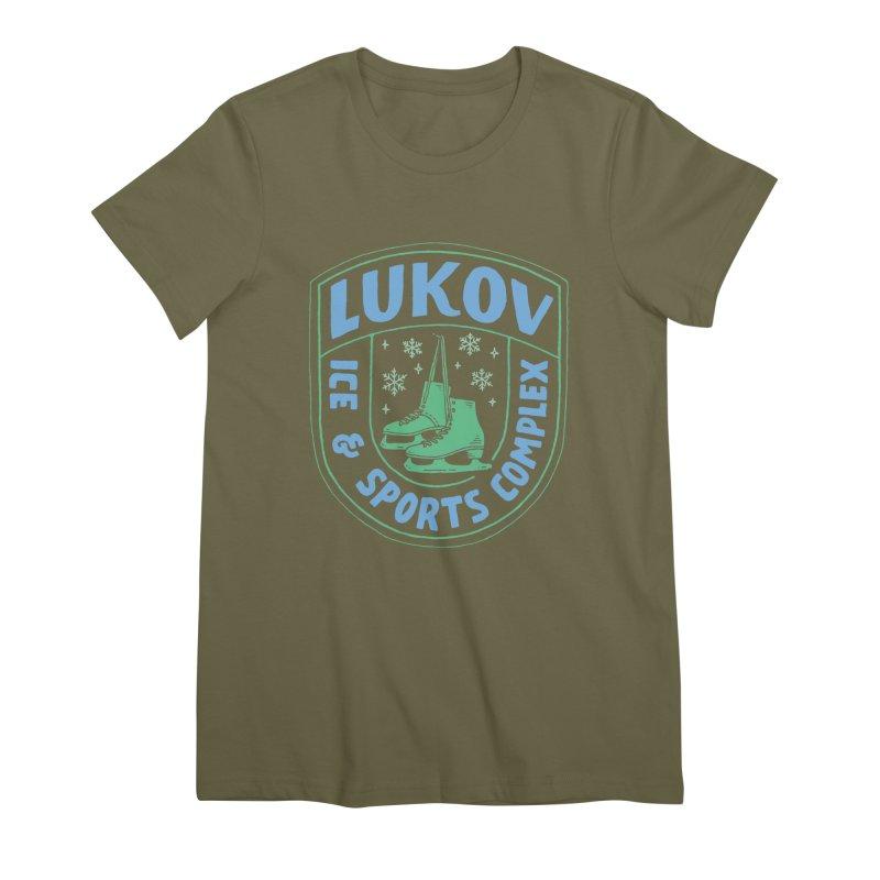 Lukov - Design 2 Women's T-Shirt by M A R I A N A    Z A P A T A